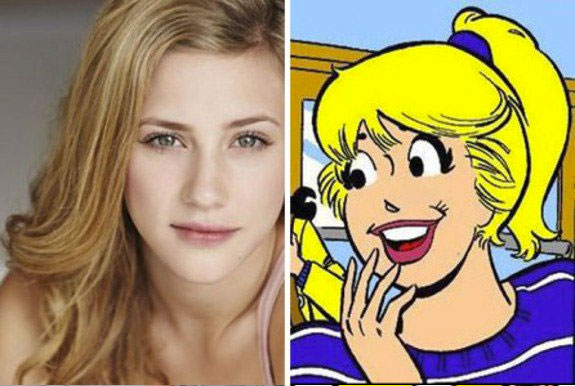 Lili Reinhart. betty. the cw. archie comics. riverdale. the action pixel. @theactionpixel
