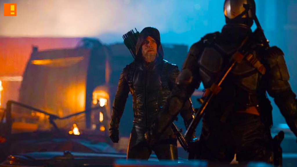 arrow. legends of tomorrow. entertainment on tap. @theactionpixel. the action pixel. the cw network. dc comics