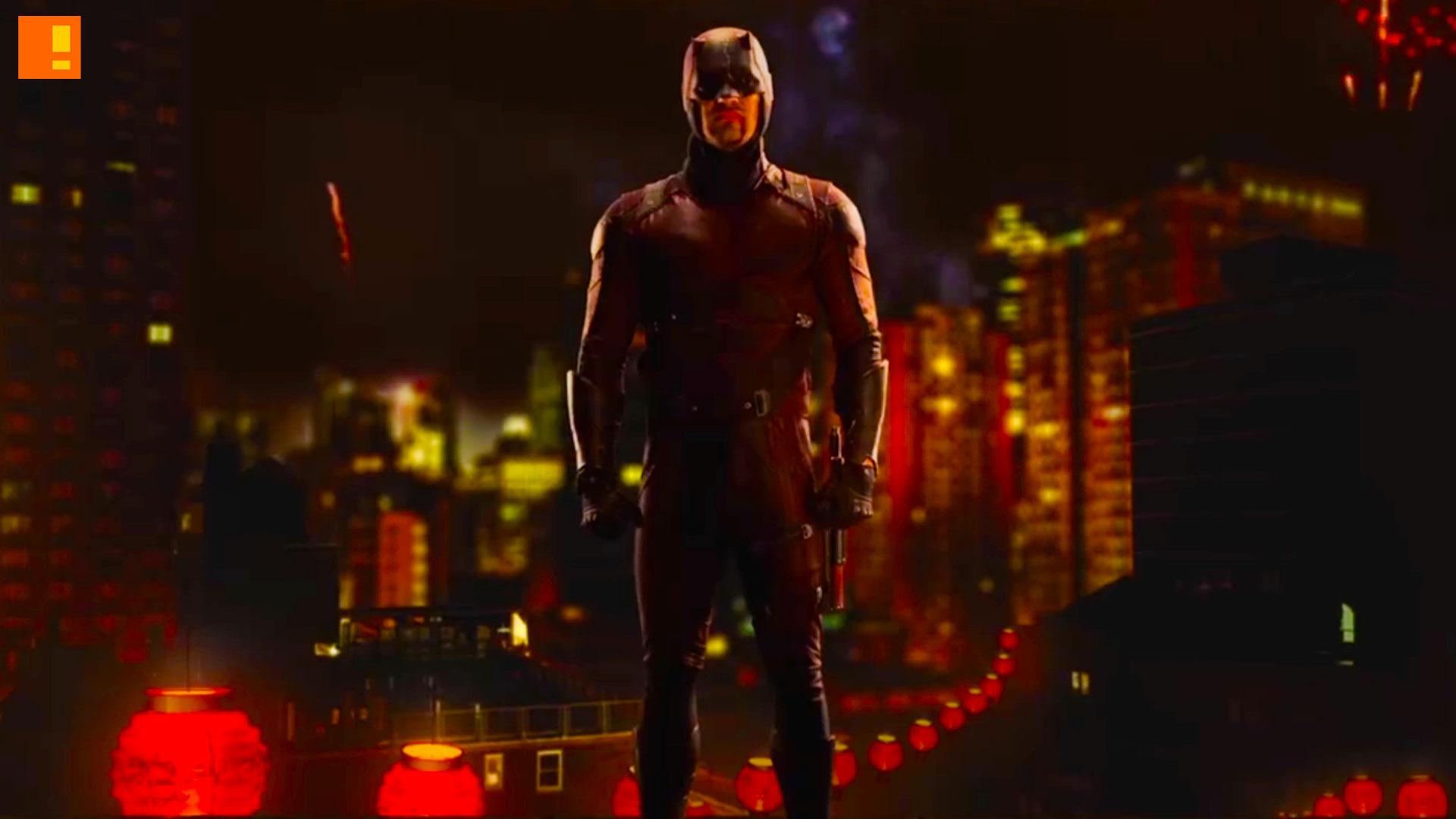 Daredevil Unveils New Teaser