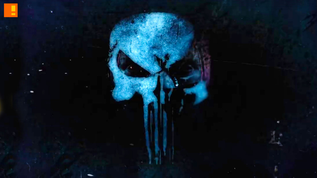 daredevil punisher promo. netflix. marvel. the action pixel. @theactionpixel