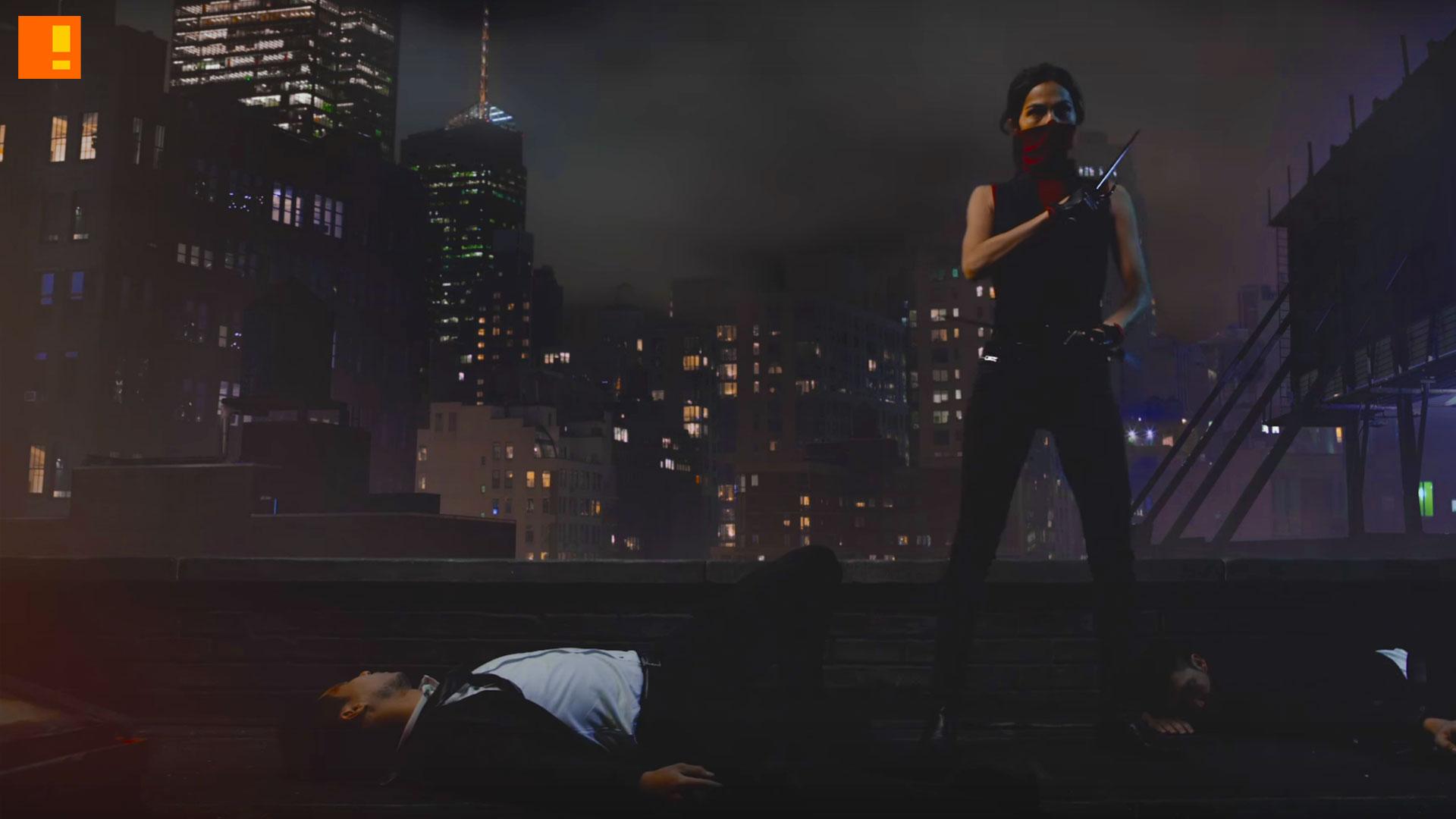 Marvels Daredevil Elektra Promo