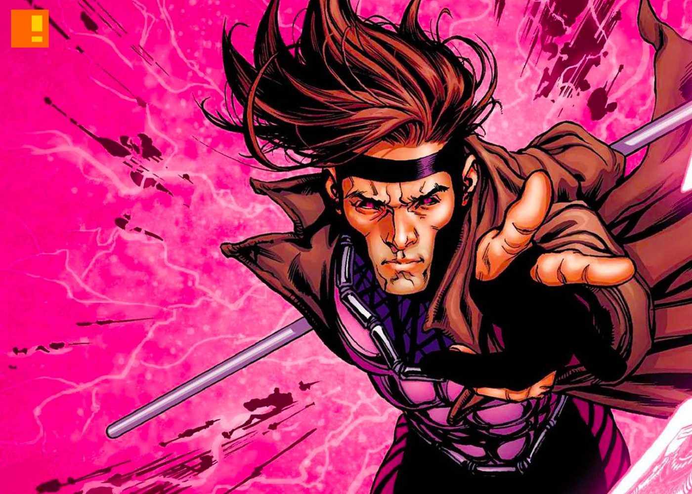 gambit. marvel. the action pixel. @theactionpixel
