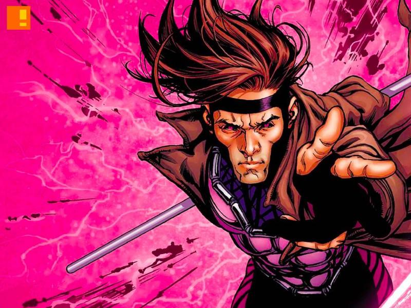 gambit. marvel. the action pixel. @theactionpixel