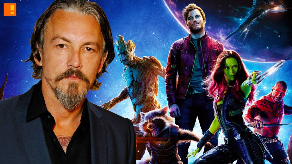 guardians of the galaxy. tommy flanagan. entertainment on tap. @theactionpixel