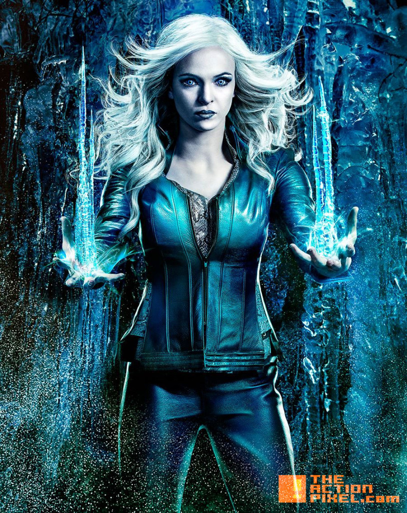 killer frost. poster. the cw network. the flash. dc comics. the action pixel.