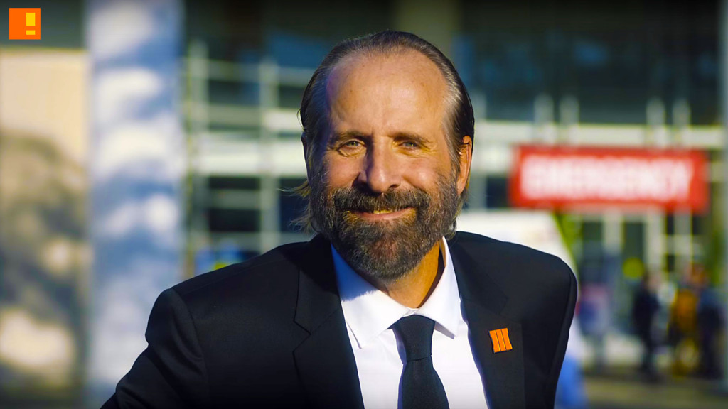 peter stormare. call of duty. the replacer. treyarch. awakening. black ops 3. the action pixel. @theactionpixel