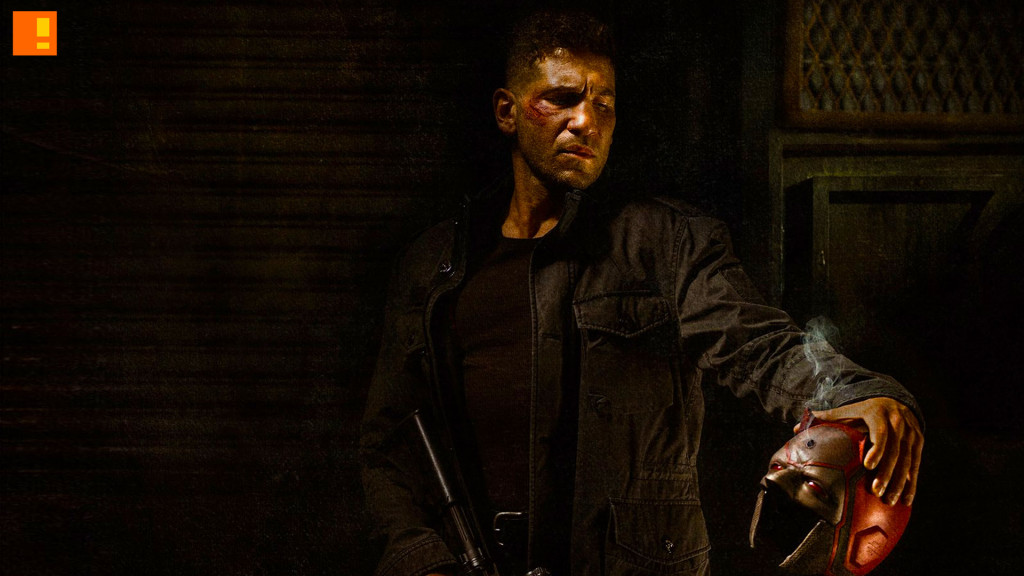 the punisher. daredevil. season 2. marvel. netflix. the action pixel. @theactionpixel