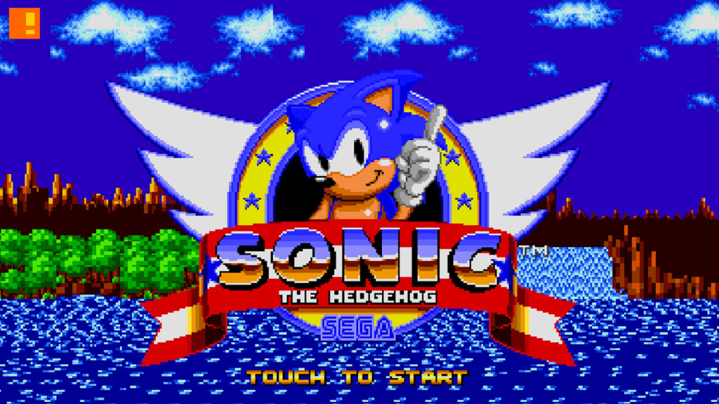 sonic the hedgehog. sega. the action pixel. @theactionpixel