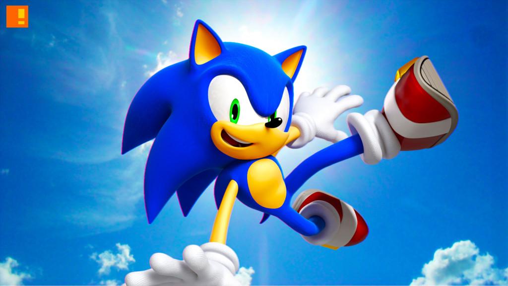 sonic the hedgehog. sega. the action pixel. @theactionpixel