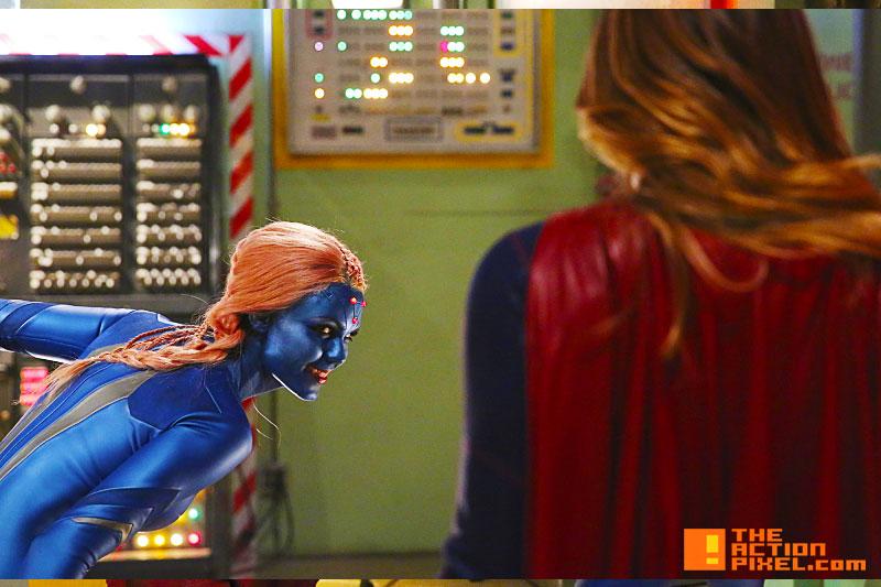 Supergirl. season 1 episode 15. cbs. dc comics. the action pixel. @theactionpixel. Entertainment on tap.