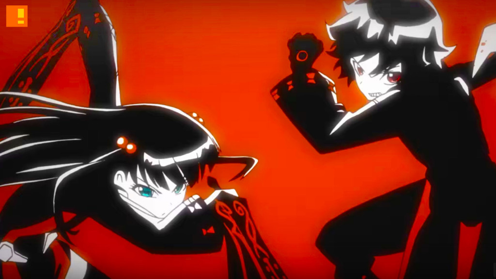 twin star exorcists. the action pixel. @theactionpixel