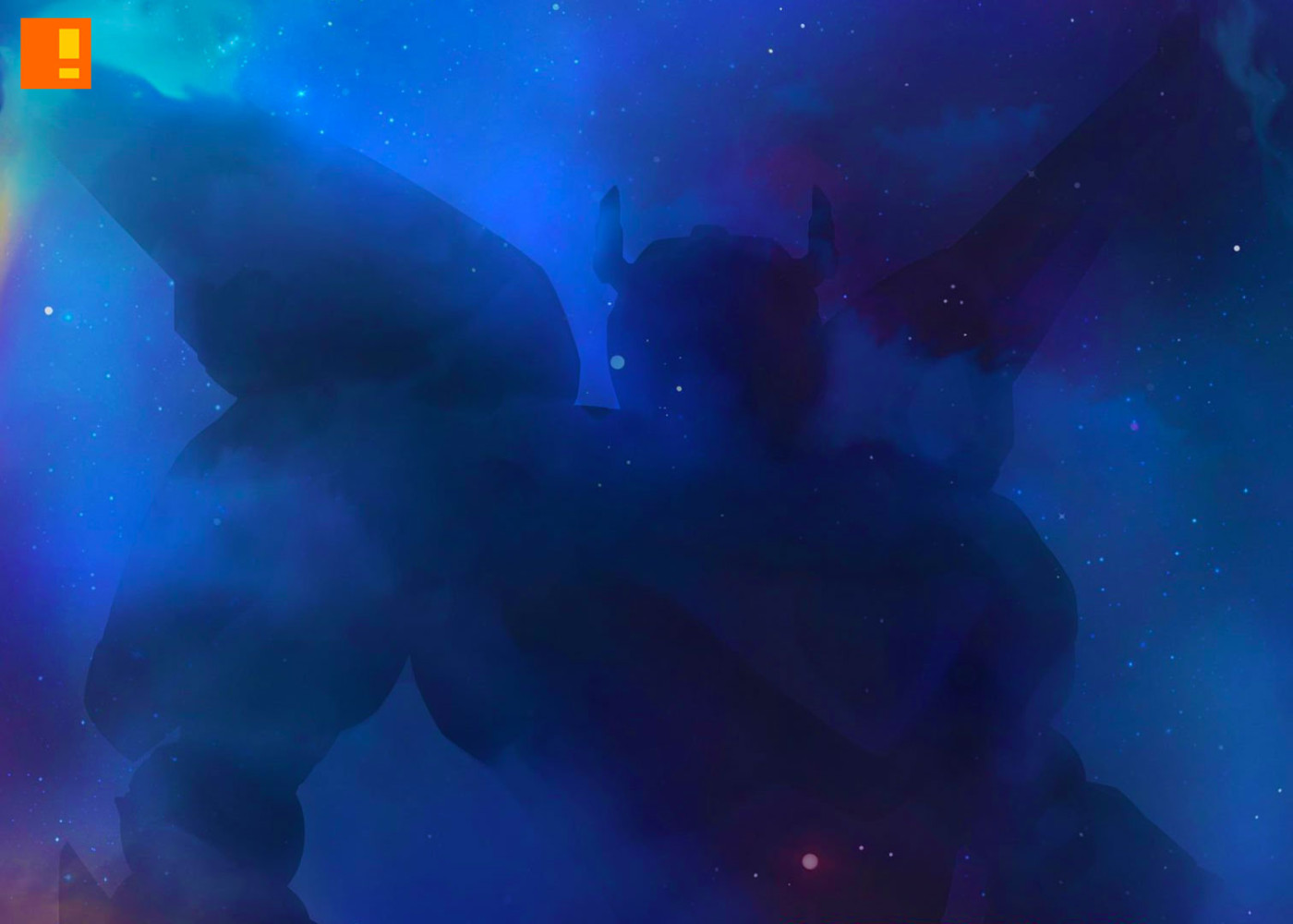 voltron Banner. netflix. dreamworks. the action pixel. @theactionpixel