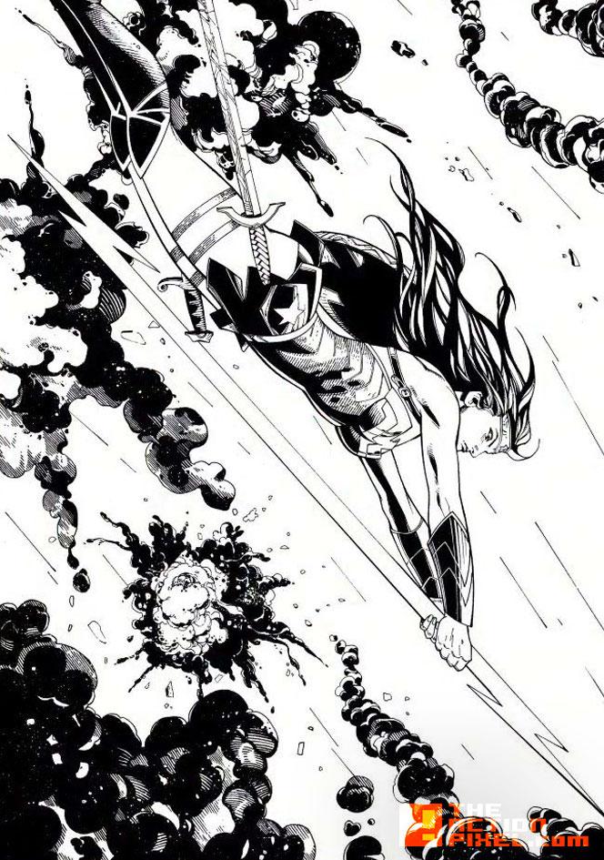rebirth. dc comics. the action pixel. @theactionpixel