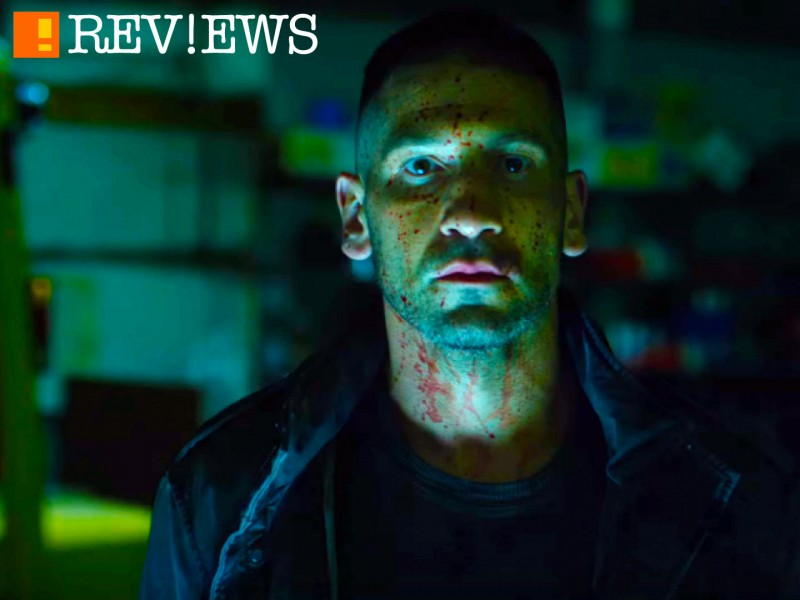 tap review: daredevil. S2 E2. DOGS TO A GUNFIGHT. marvel. netflix. the action pixel. @theactionpixel