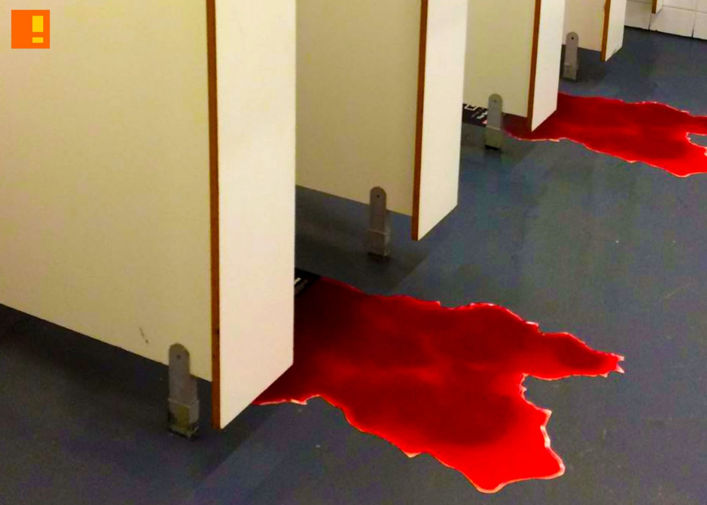 blood loss in the bathroom stall 28 images hoosier With blood loss in a bathroom stall