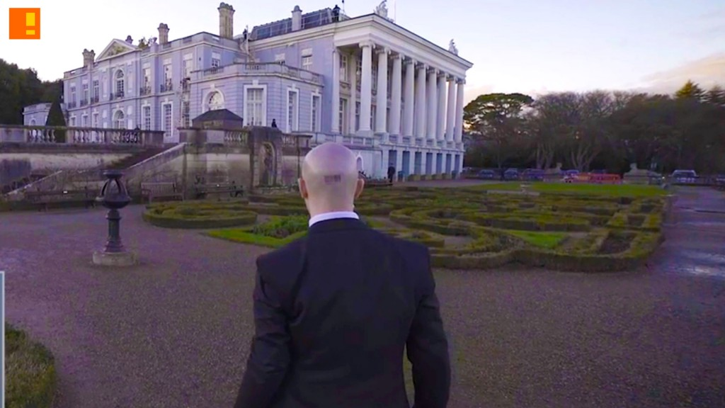 real life hitman. square enix. the action pixel. realm pictures. entertainment on tap. @theactionpixel