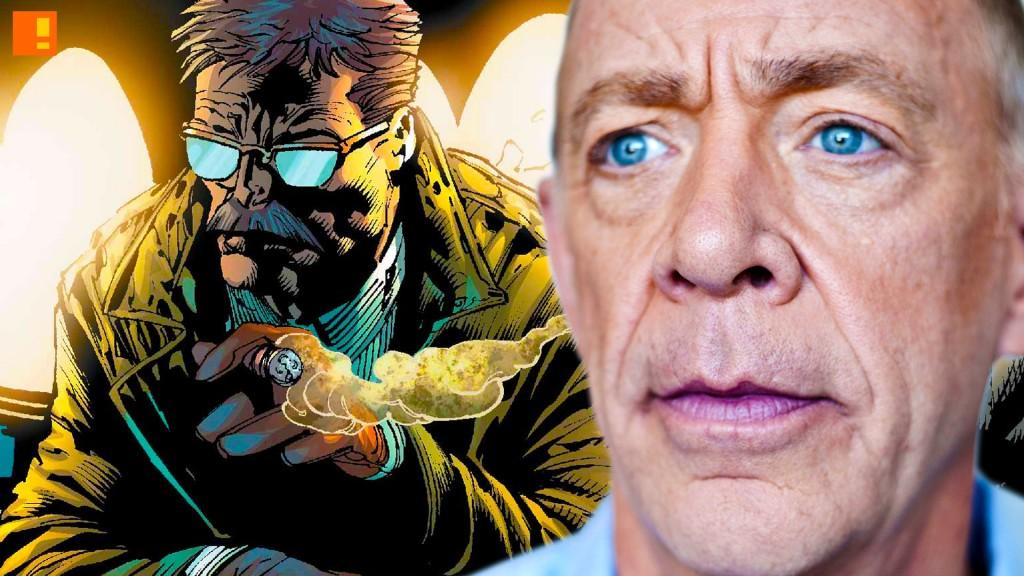 j.k. simmons jim gordon. batman v superman. justice league, dc comics. the action pixel. @theactionpixel