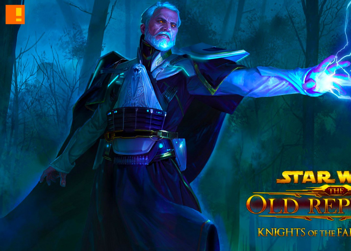 """Star Wars: The Old Republic - Knights of the Fallen Empire """"Visions in the Dark"""" Teaser . the action pixel. bioware. lucasfilm. the action pixel. @theactionpixel"""