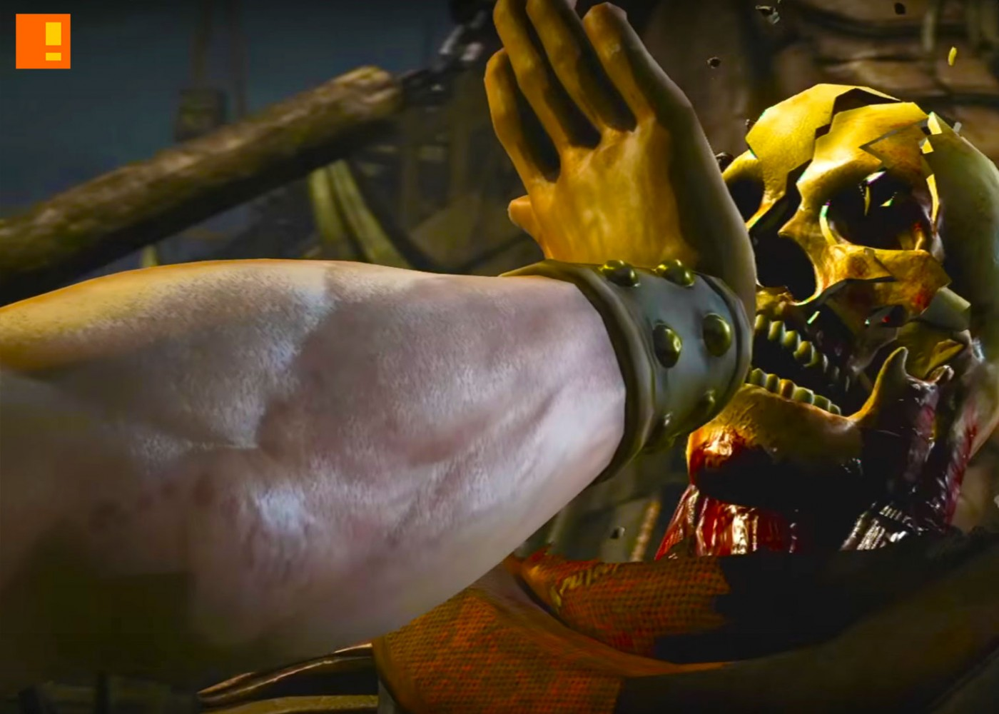 mortal kombat xl. wb games. netherrealm studio. x-ray. the action pixel. @theactionpixel