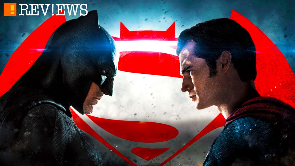 tap reviews. bvs. batman v superman. dawn of justice. wb pictures. dc comics. the action pixel