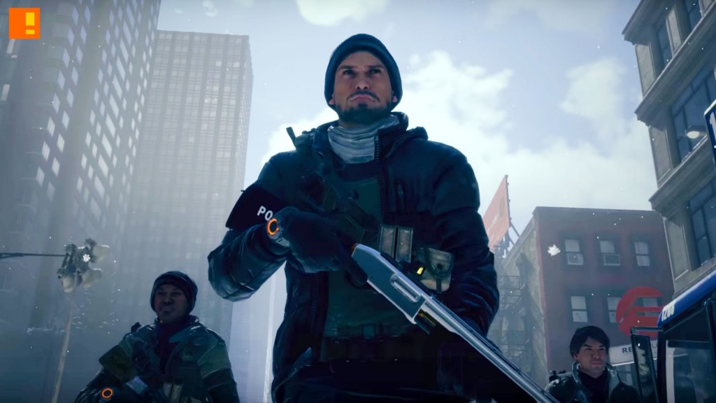 the division. tom clancy. ubisoft. the action pixel. @theactionpixel
