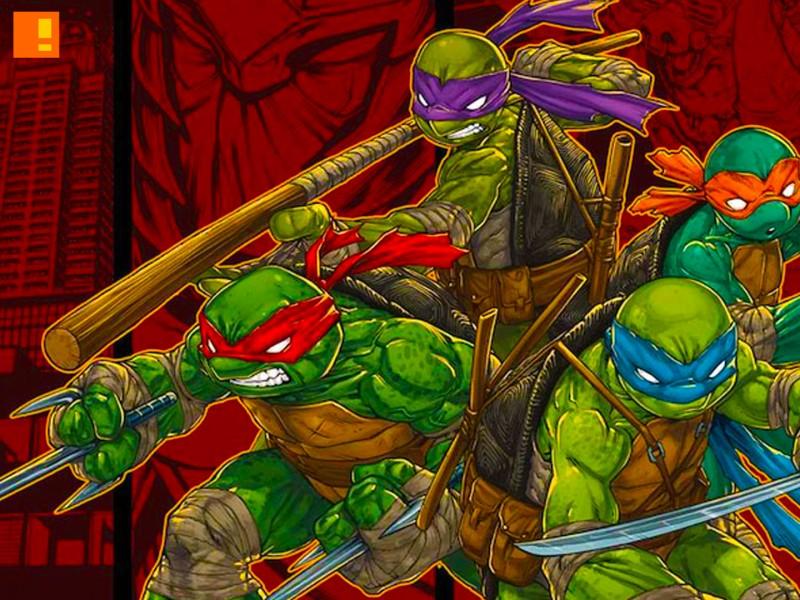 Ninja Turtles: Mutants in Manhattan. platinum games. the action pixel. @theactionpixel