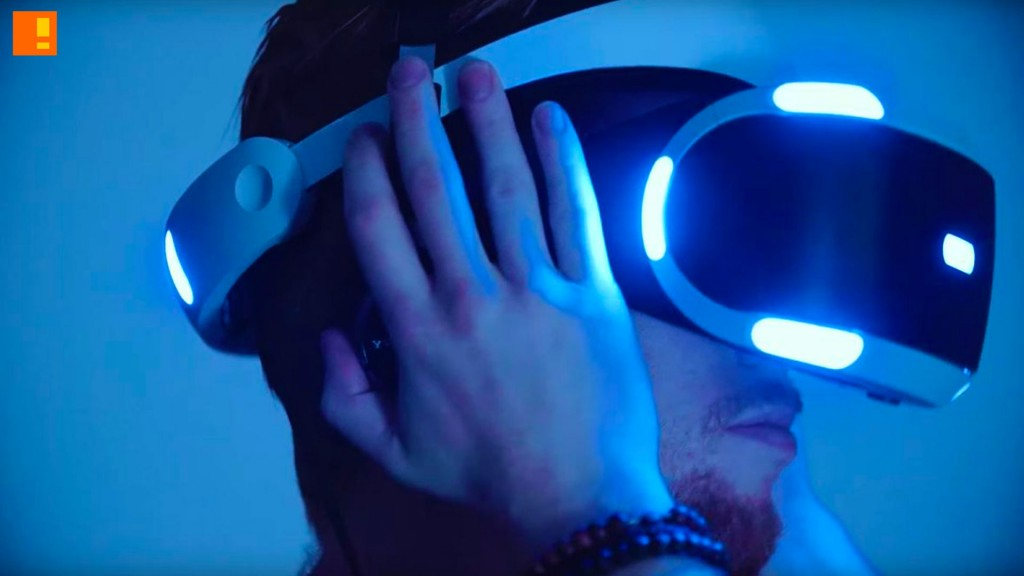 playstation vr. the action pixel. @theactionpixel