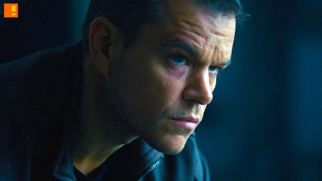 Jason Bourne, trailer, the action pixel, @theactionpixel