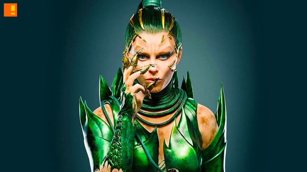 Rita Repulsa, elizabeth banks, power rangers,saban, elizabeth banks