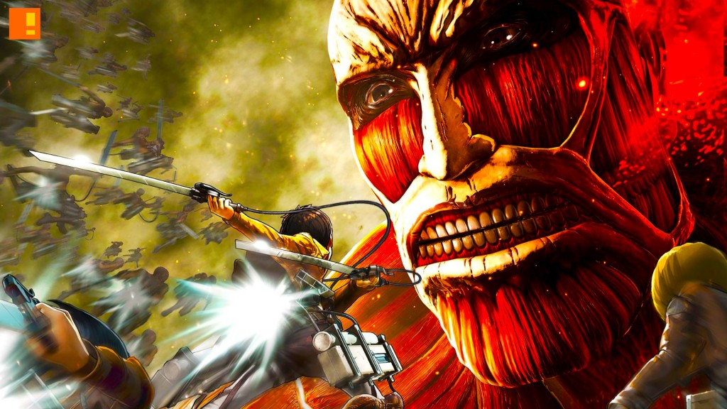 koei tecmo, attack on titan, the action pixel, @theactionpixel