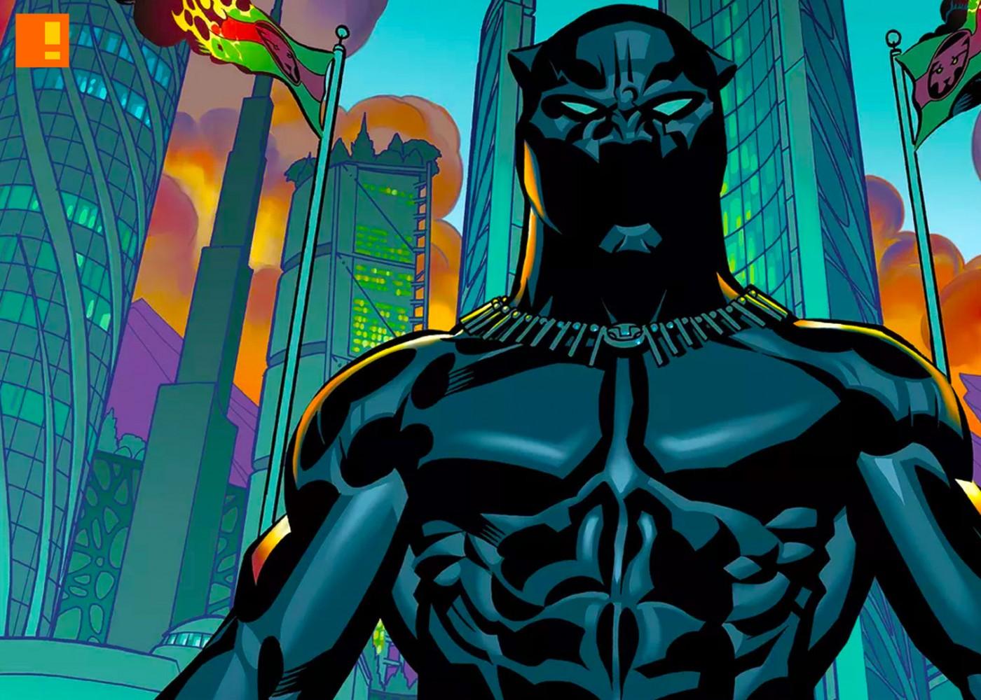Black Panther , Ta-Nehisi Coates , Brian Stelfreeze, marvel, the action pixel, @theactionpixel