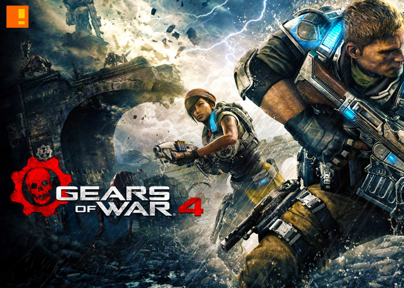 Gears of war release date