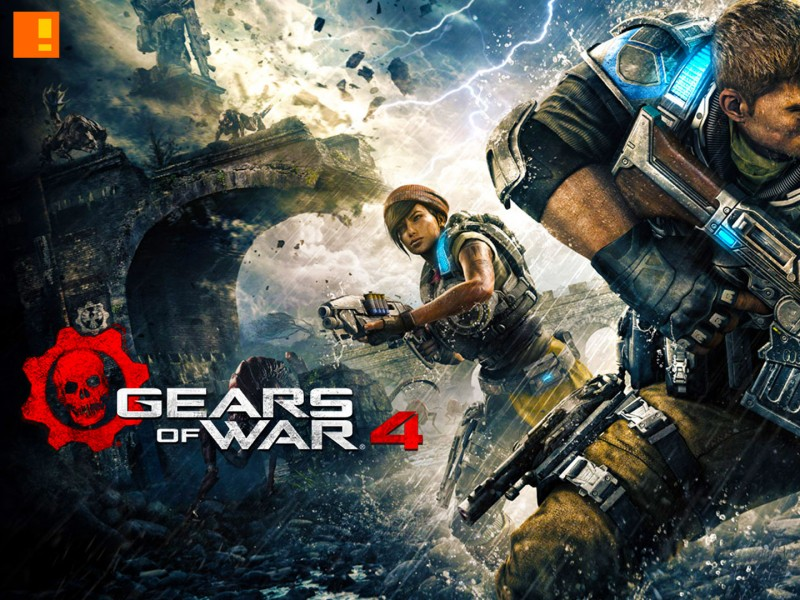 gears of war 4, gears of war, the action pixel, @theactionpixel, microsoft,