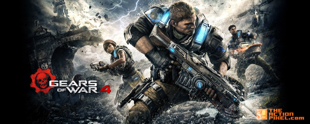 gears of war 4, gears of war, the action pixel, @theactionpixel, microsoft,release date, box art, cover art