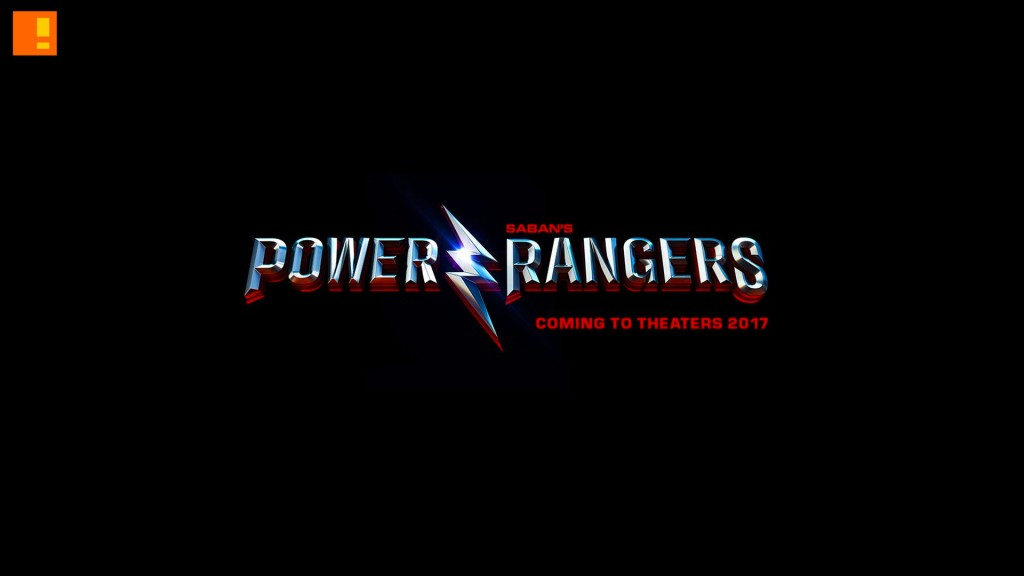 power rangers. saban, logo, movie, entertainment on tap, the action pixel, @theactionpixel