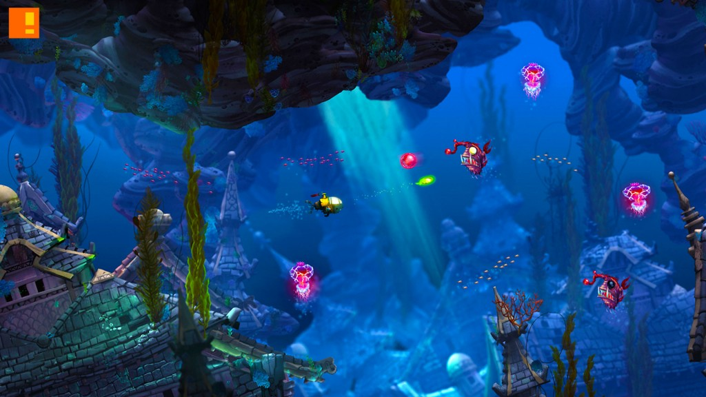 song of the deep , insomniac games, trailer, metroidvania, the action pixel, entertainment on tap