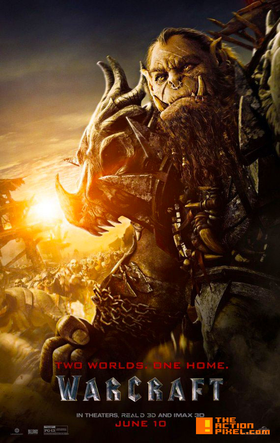 warcraft, legendary pictures, world of warcraft, blizzard entertainment, blizzard,universal pictures, the action pixel, @theactionpixel