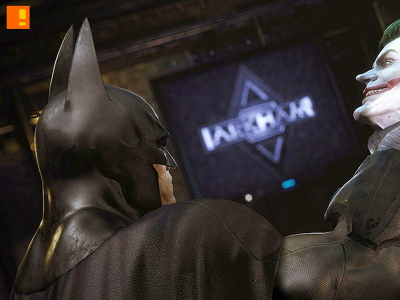 BATMAN, RETURN TO ARKHAM, announce, trailer , announce trailer, announcement trailer, wb games, dc comics, arkham,