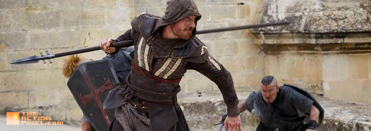 assassins creed, callum lynch,michael fassbender, ac, ubisoft, preview, images,stills,exclusive, the action pixel, entertainment on tap,
