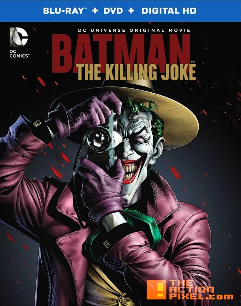 the killing joke, joker, dc comics, batman, the action pixel, @theactionpixel, wb animation, warner bros., the killing joke trailer, batman the killing joke trailer,the joker, alan moore, joker cripples batgirl, tara strong, kevin conroy, mark hamill,