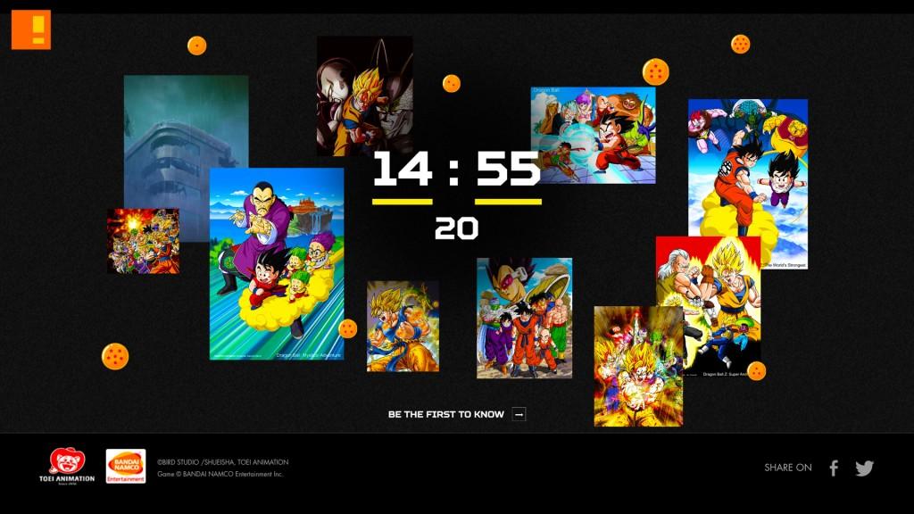 goku, dragon ball z, countdown, flying through time, the action pixel, website, entertainment on tap, @theactionpixel