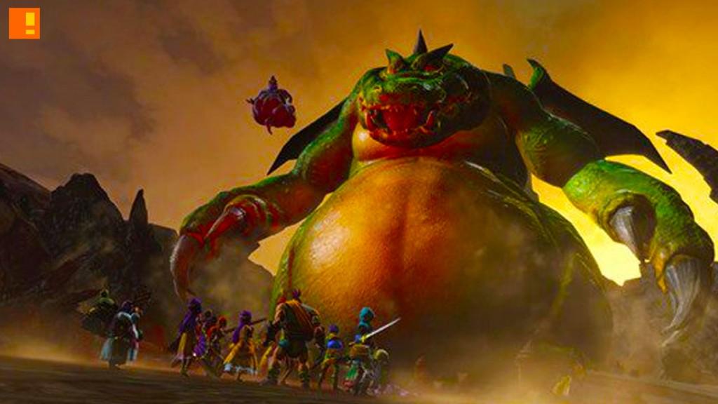 dragon quest heroes 2, dragon quest ii, square enix, the action pixel, entertainment on tap, @theactionpixel