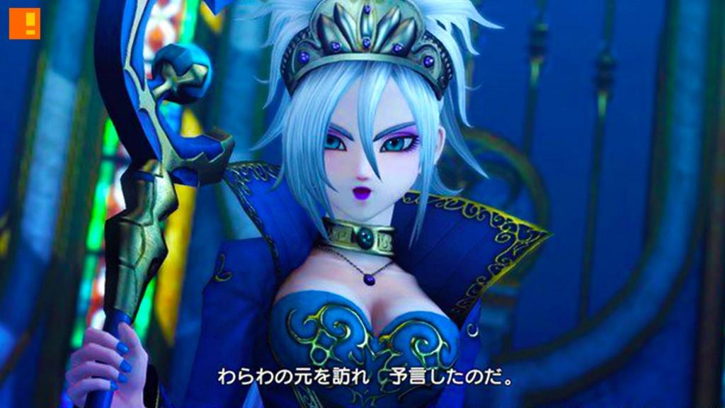 dragon quest heroes 2, dragon quest ii, square enix, the action pixel, entertainment on tap, @theactionpixelq