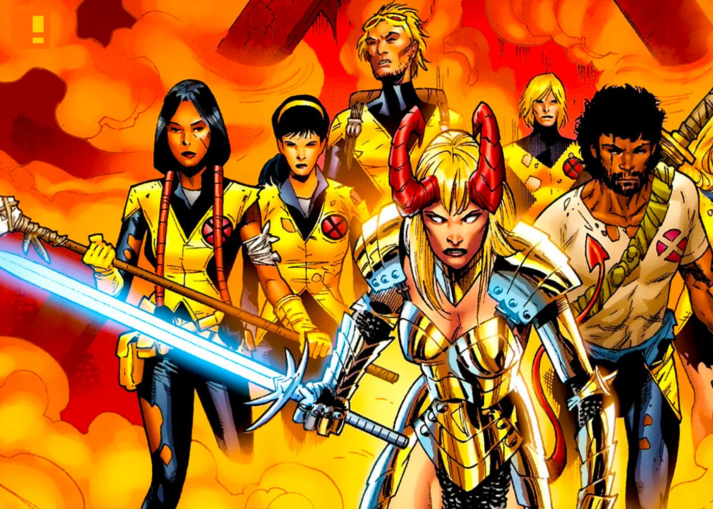 new mutants, mutants, fox, marvel, x-men