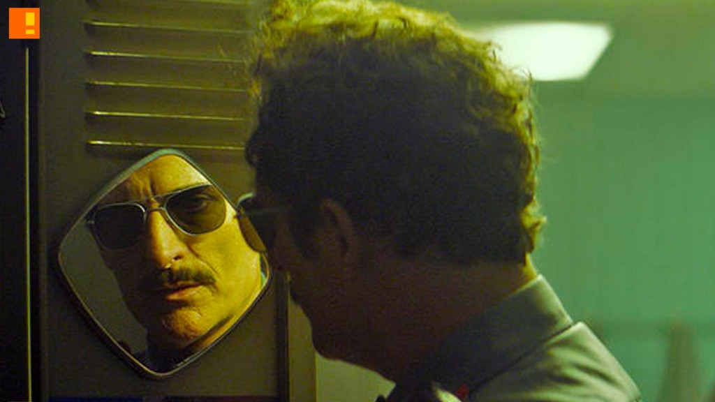 kim coates,officer downe, image comics, joe casey ,Chris Burnham
