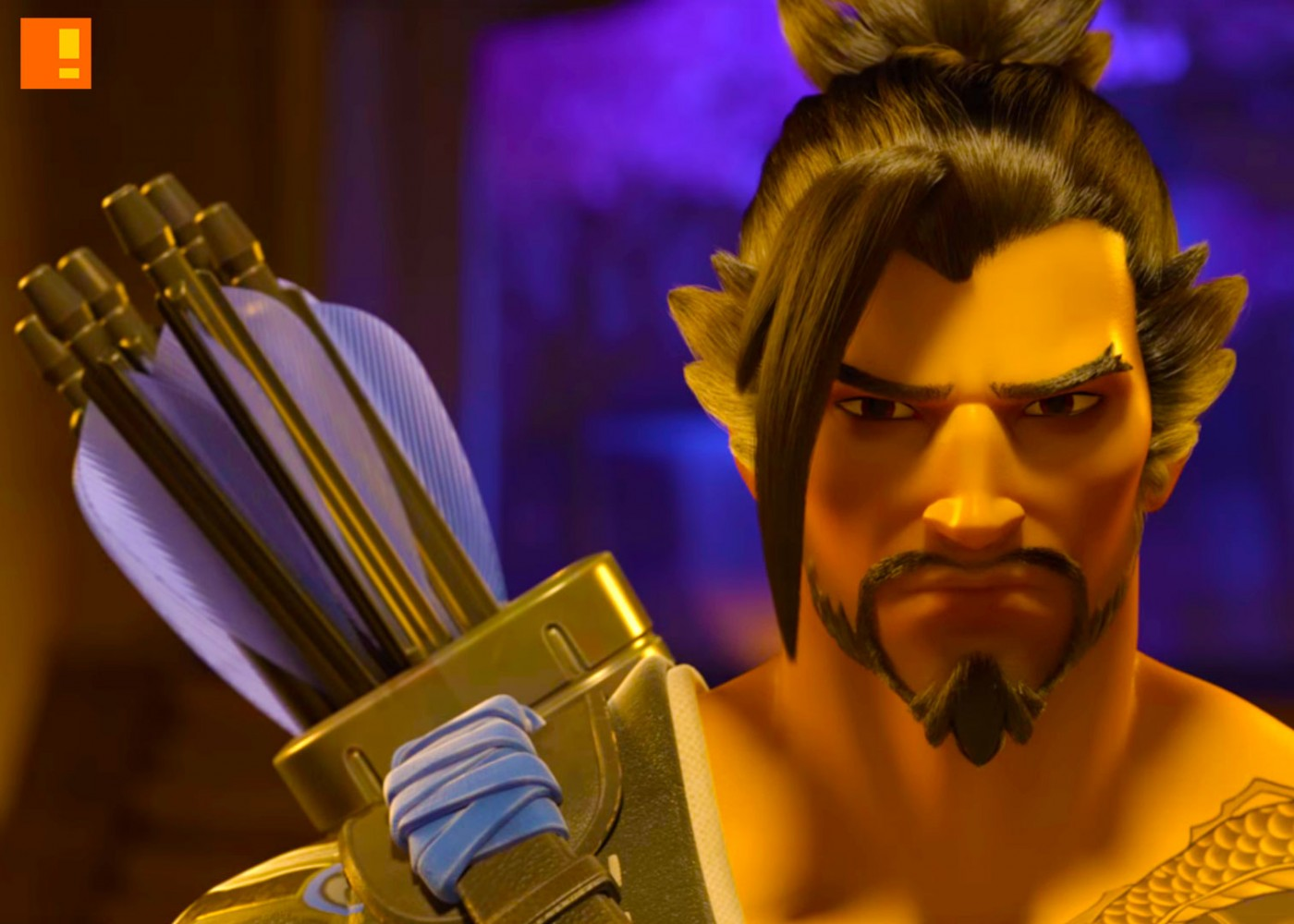 overwatch, dragons, the action pixel, entertainment on tap, hanzo,