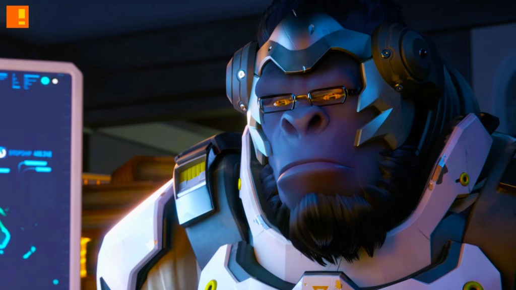 overwatch, recall, animated short, blizzard entertainment, the action pixel, entertainment on tap,