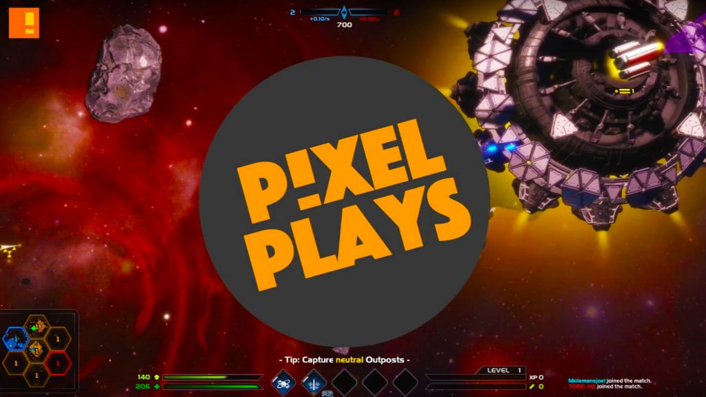 preview,pixel plays, dead star , armature studios, Teaser, the action pixel, entertainment on tap,