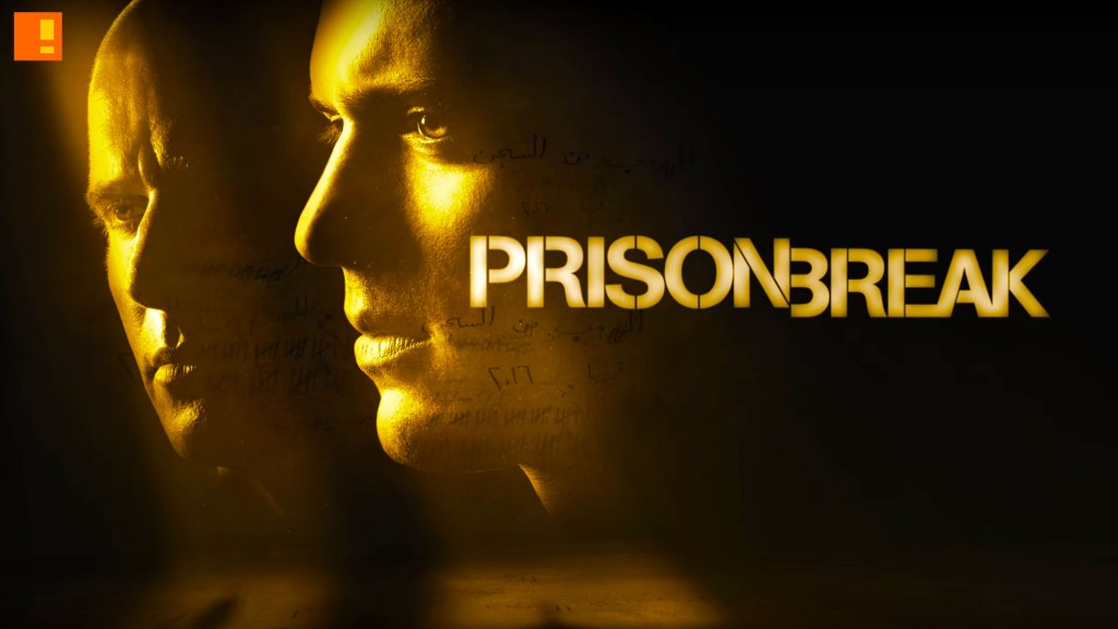 prison break, trailer, official trail, michael schofield, lincoln borrows, fox, the action pixel, entertainment on tap, tv series,