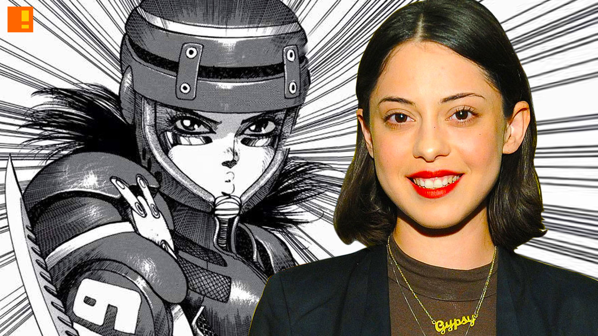 Alita Battle Angel Rosa Salazar >> Rosa Salazar Cast In Manga Film Adaptation Of Alita Battle Angel